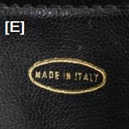 Chanel made in italy