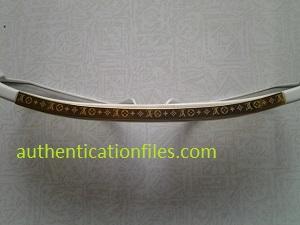 f49d95677a76 Spotting Fake Louis Vuitton Evidence Sunglasses